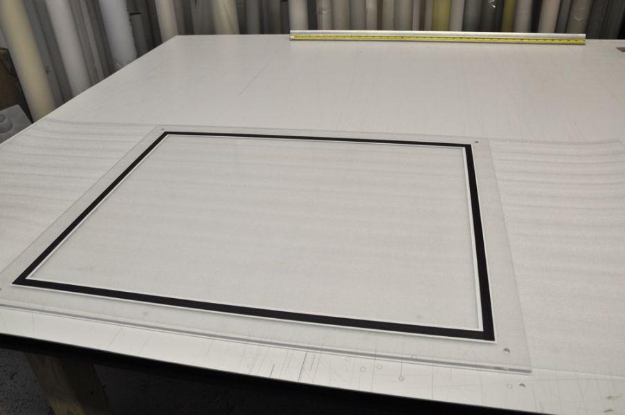 magnetic plexi frame 2